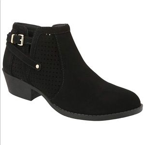 South Branch Low Heel Ankle Booties